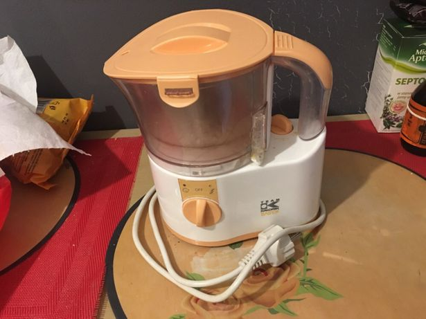 Team kalorik baby urządzenie do gotowania dla dzieci