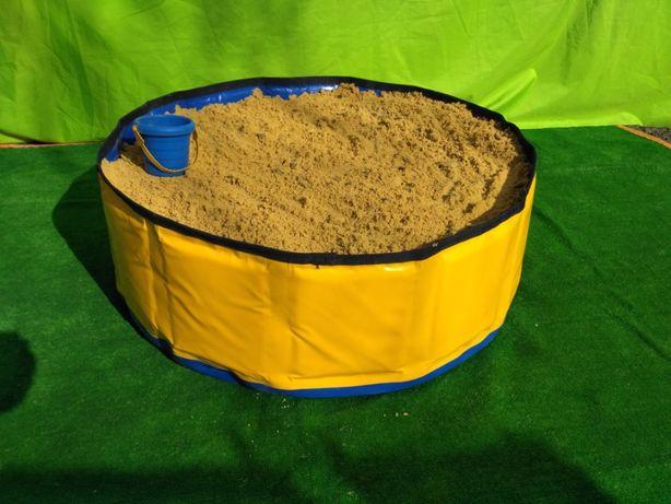 Песочница безкаркасная