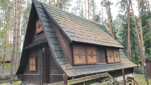Domek Góralski 9 x 6 Drewniany do samodzielnego rozebrania