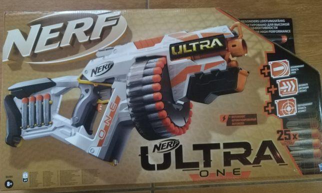 Детский автомат NERF ULTRA ONE и стрелы