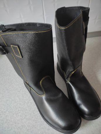 Обувь рабочая ботінки,ботінки на меху сапоги рабочие .есть все размеры