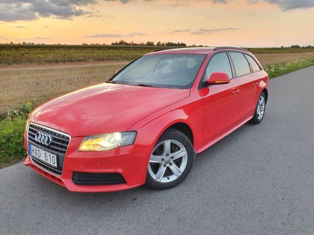 Audi a4 b8 świeżo sprowadzona!