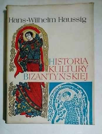 T Historia kultury bizantyńskiej Haussig