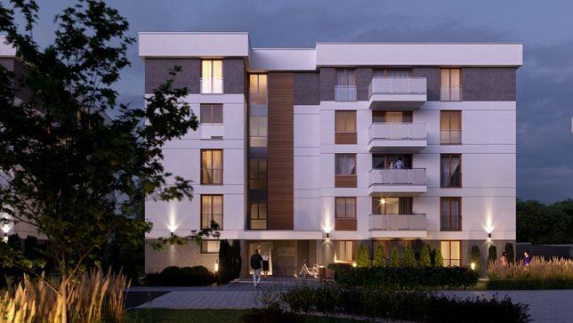 mieszkanie 54,24m2 3-pokoje Apartamenty SOHO Kożmin