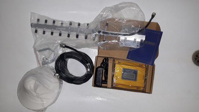 Усилитель 3G LTE диапазона мобильной связи WCDMA 2100