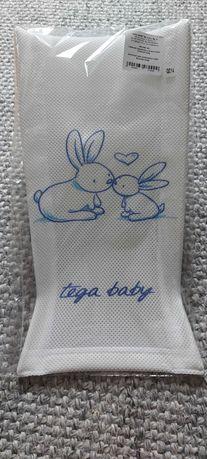 Nowy leżaczek do kąpieli / wkład do wanienki Tega Baby