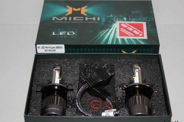 Лампа H4 Hi/Low LED cветодиодная MICHI