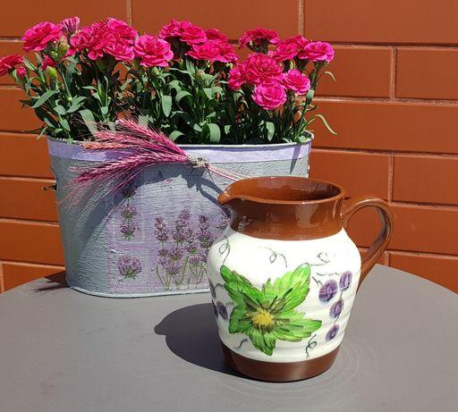 Dzbanek ceramiczny , marka  PRICE & KENSINGTON