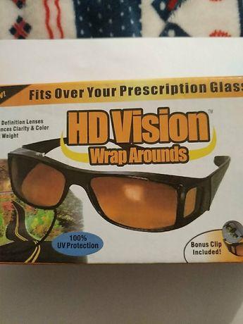 Антибликовые антифары очки для водителя