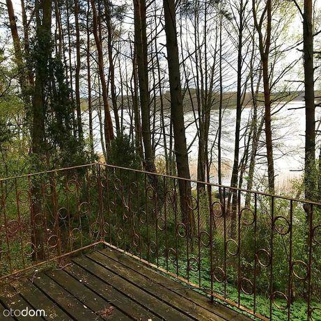 Okazja!!! Działka w lesie z dostępem do jeziora!