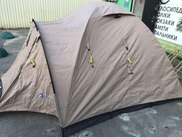 Четырехместная палатка Zeta 4 бу