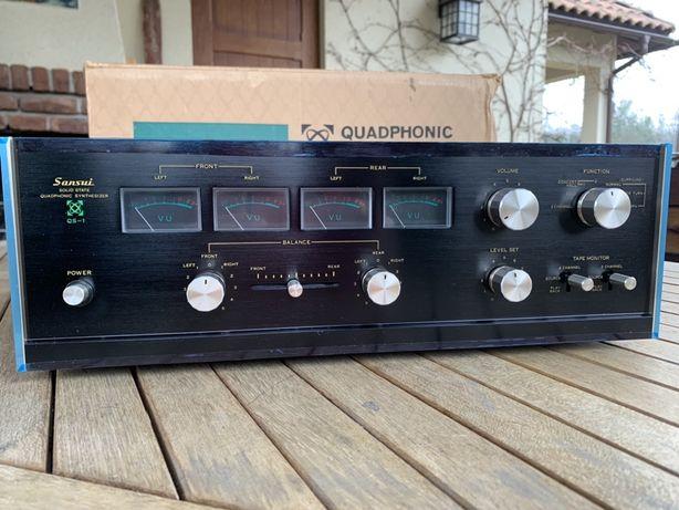 SANSUI QS-1 квадрофонический предусилитель (Новый!) 1973!