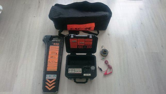 Generator sygnału C.Scope 33 do wykrywania i lokalizowania instalacji