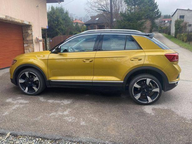 VW T-Roc Advance 1.5 TSI 110kW 6-G