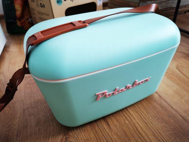 Lodówka turystyczna Polarbox retro cooler