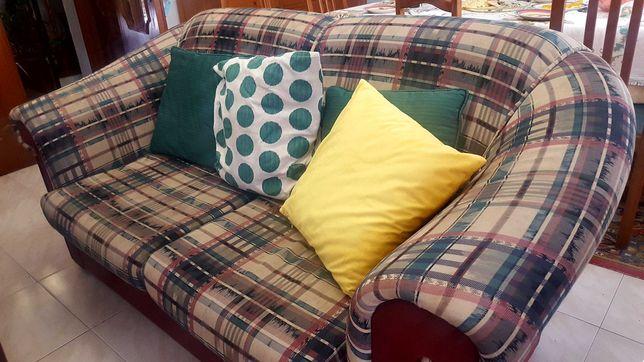 Conjunto 3 sofás