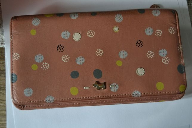RADLEY london skórzany portfel