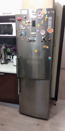Холодильник lg GW B469BLQW