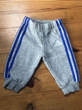 Spodnie dresy adidas 0-3