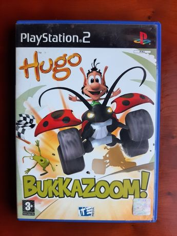 Hugo Bukkazoom playstation 2