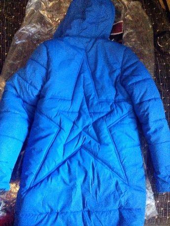 Пальто зимнее 134