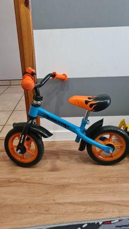 Nowy rowerek biegowy