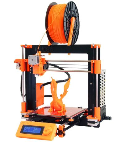 3д принтер prusa i3 mk3s