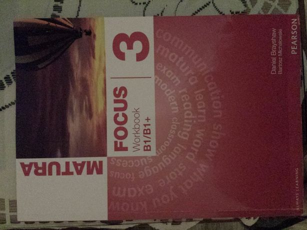 Matura Focus 3 workbookB1/B1+