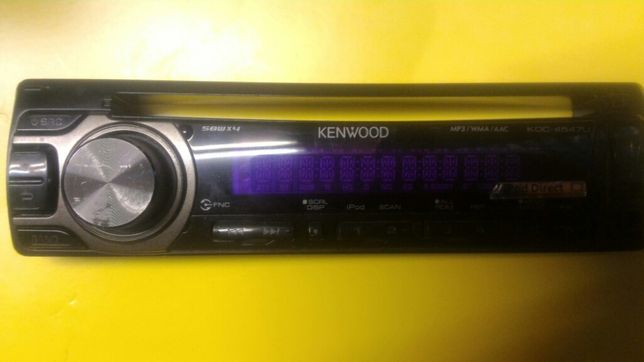 Kenwood kdc-4547u panel