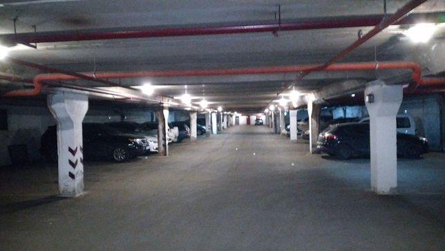 Продам паркоместо в подземном паркинге