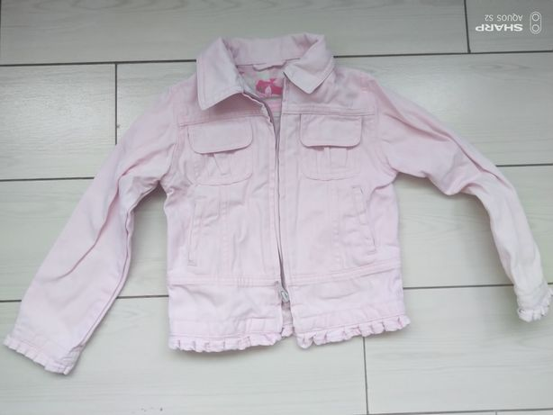 Джинсова куртка 98