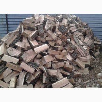 Дрова (дуб ,граб, ясен) метровки та рубані