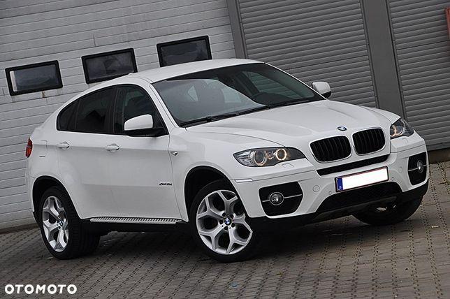 BMW X6 3.0D xDRIVE* Skóra*Bi xenon *Navi *Pamięci* 20Alu* 8...