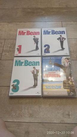 Mr Bean (płyty DVD)