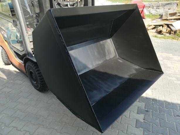 SPRZEDAM SZUFLA HYDRAULICZNA 1500 kg, Łyżka, wózek widłowy