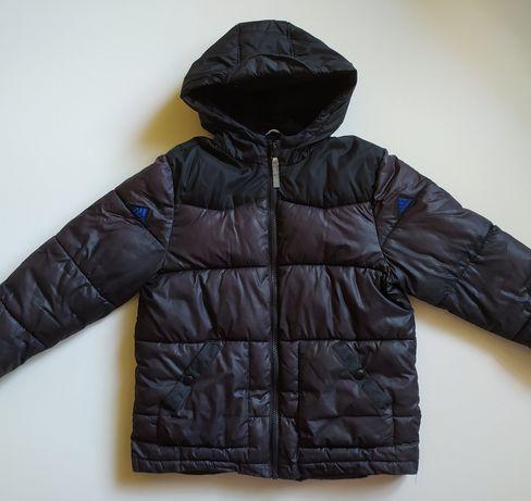 Куртка теплая на осень для мальчика