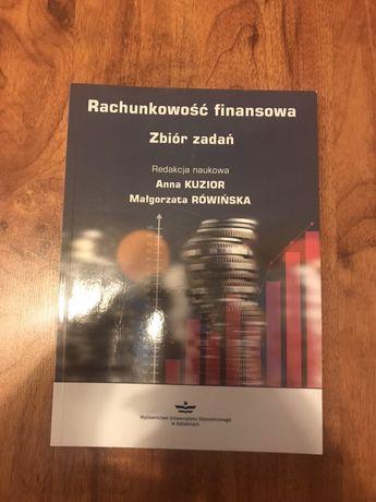 Rachunkowość finansowa zbiór zadań