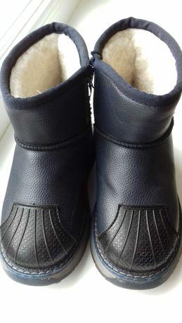 Ботинки угги Jong Golf для девочки 19 см.