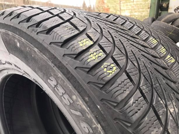 Зимові шини 235/65 R17 Michelin Latitude Alpin LA2,  6+mm 2шт,France