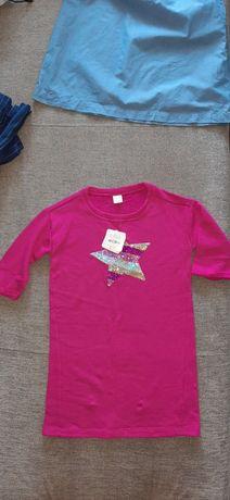 Nowa tunika / sweterek dla dziewczynki 140 cm 10 lat
