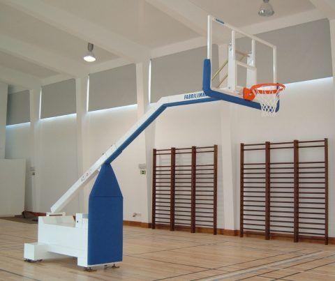 OPORTUNIDADE ÚNICA! Conjunto completo profissional de basquetebol