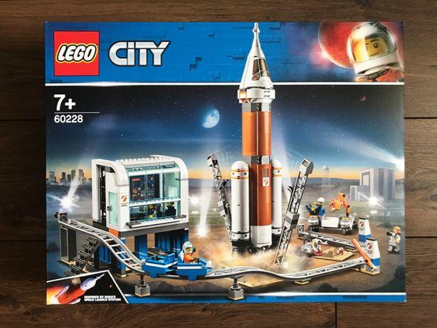 LEGO City 60228 Centrum Lotów Kosmicznych - NOWE