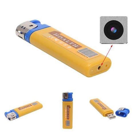 Camera espia isqueiro , spy camera, video, fotografia