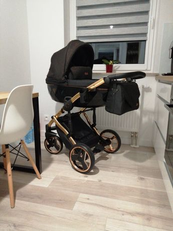 Wózek Junama Diamond Exclusive Prams-gwarancja-komplet-model 2020!!!