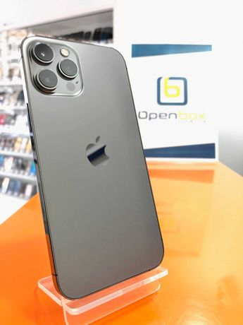 iPhone 12 Pro Max 128GB Grafite A - Garantia 12 meses