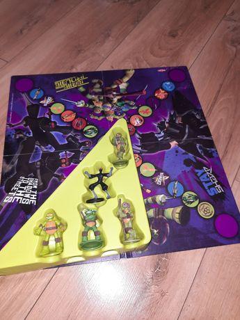 Gra planszowa Żółwie Ninja