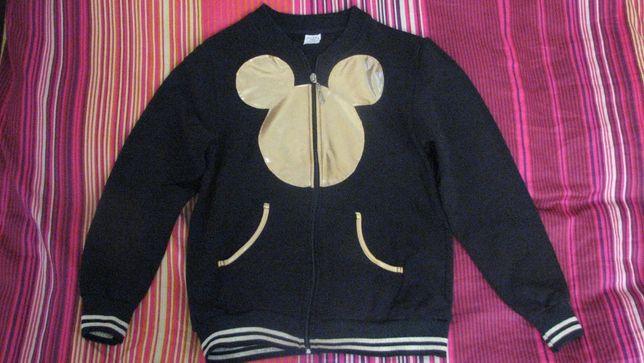 bluza dresowa z myszką miki 152