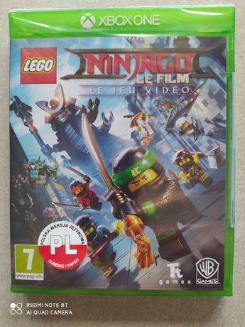 Gra Lego Ninjago xbox one nowa