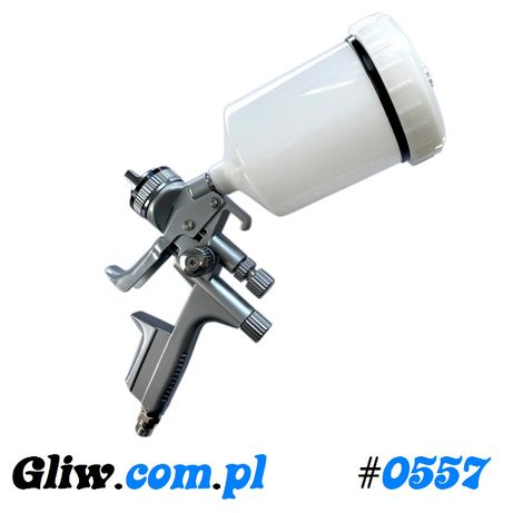 #0557 Profesjonalny Pistolet lakierniczy HP