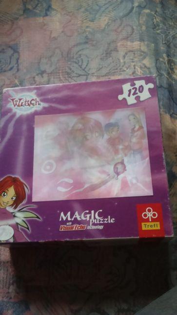 Magiczne puzzle